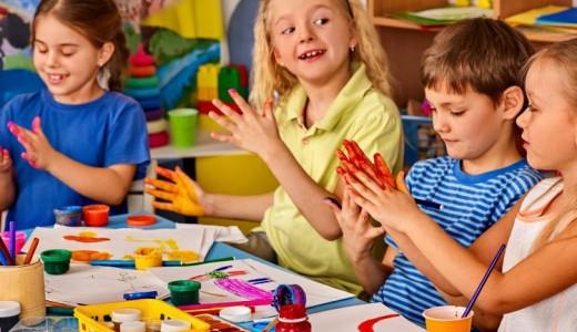 Детский сад на Взлетке