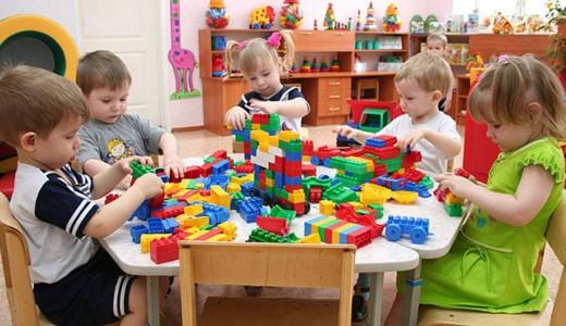 Детский сад по цене оборудования