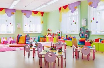 Детский сад, 7 лет работы