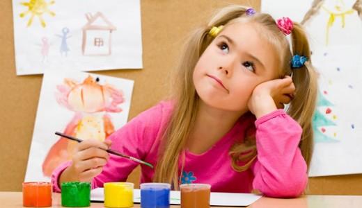 Частный детский сад в спальном районе