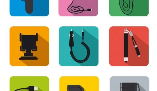 Отдел аксессуаров для мобильных устройств (продано)