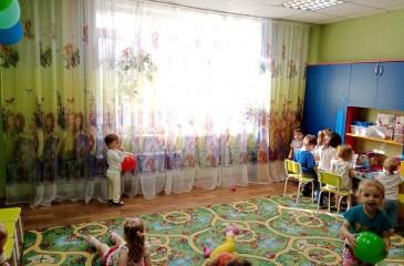 Детский сад в микрорайоне Северный