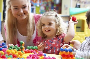 Частный детский сад в престижном жилом районе