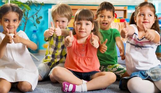Детский сад с низкой арендной платой