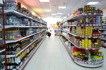 Прибыльный продуктовый магазин (продано)