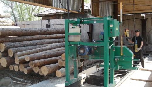 Деревообрабатывающее предприятие