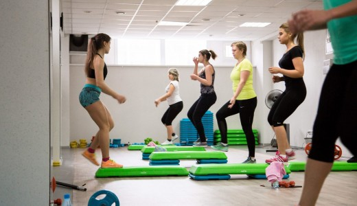 Женская фитнес студия