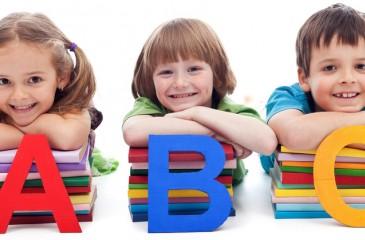 Детский сад с английским уклоном