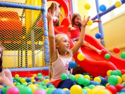 Детский игровой центр вблизи ТРЦ
