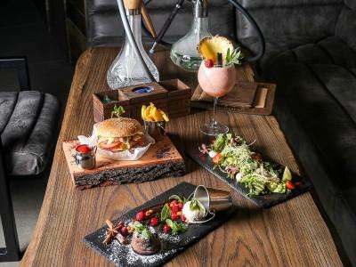 Lounge bar в развивающимся районе