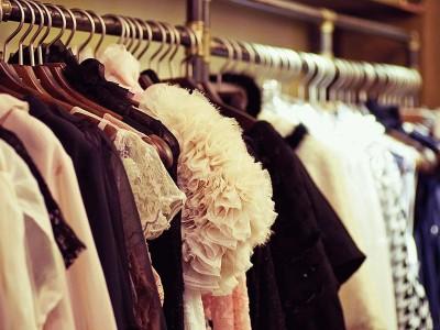 Магазин одежды 18 лет работы