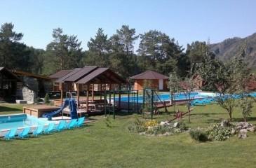 База отдыха на Алтае в Чемальском районе