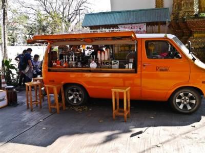 Мобильная кофейня (продано)