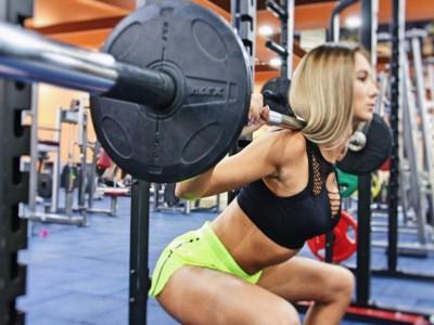 Известный фитнес-клуб
