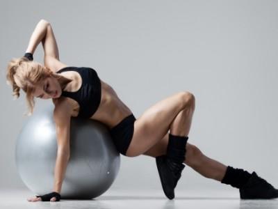 Современный фитнес клуб