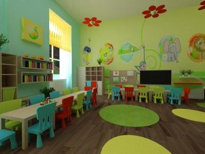 Детский сад на 100 детей