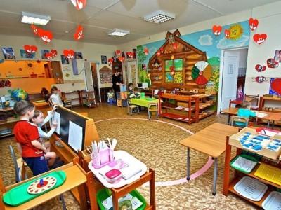 Детский сад в Свердловском районе