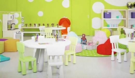 Сеть частных детских садов