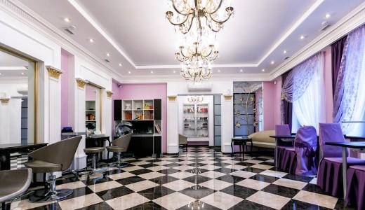 Салон красоты с большим опытом работы и помещением
