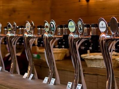 Популярный магазин разливного пива (продано)