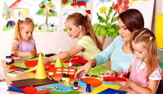 Сад-ясли + продленка для дошкольников (продано)