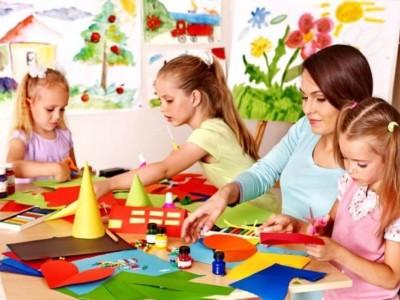 Сад-ясли + продленка для дошкольников