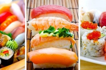Известная доставка суши (продано)