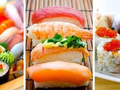 Известная доставка суши