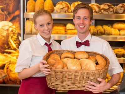 Пекарня в Индустриальном районе