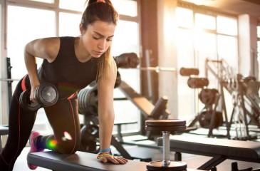 Сеть студий персональных тренировок