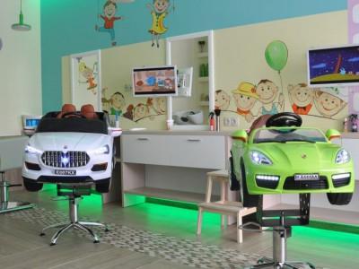 Детская парикмахерская, срок работы более 5 лет