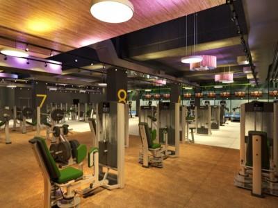 Двухэтажный фитнес-центр (продано)