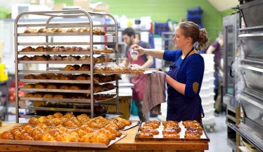 Магазин-пекарня в густонаселенном районе города (продано)