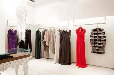 Салон эксклюзивных платьев (продано)