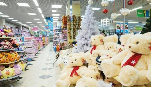 Магазин игрушек (Продано)
