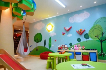 Центр детских развлечений (продано)