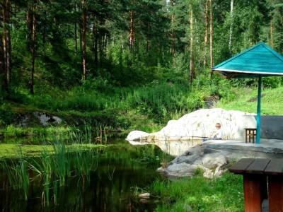 Турбаза в Горном Алтае, земля в собственности