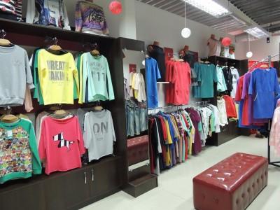 Магазин низких цен на одежду