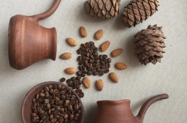Отдел глиняной посуды, сувениров (продано)