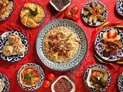 Знаменитое кафе восточной кухни