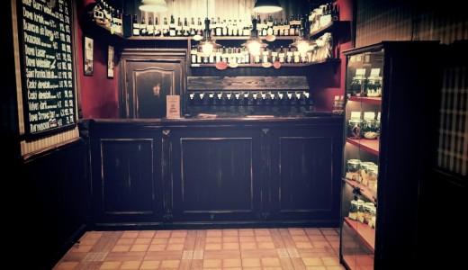 Магазин разливных напитков в проходном месте