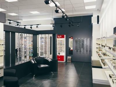 Магазин оптики и аксессуаров премиум класса