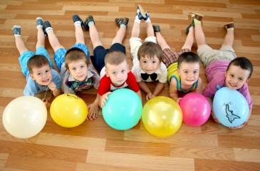 Центр детского развития для малышей