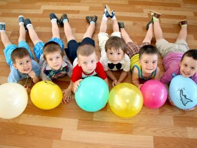 Центр детского развития для малышей (продано)