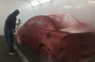 СТО с сервисом покраски автомобилей