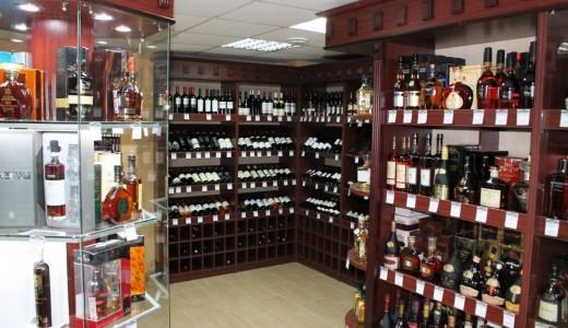 Магазин алкогольных напитков в Железнодорожном районе (продано)
