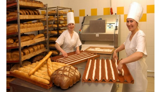 Хлебопекарное производство рядом с Минусинском