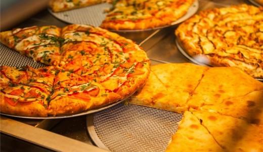 Доставка, пицца и пироги