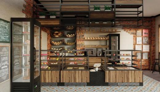 Пекарня в элитном микрорайоне