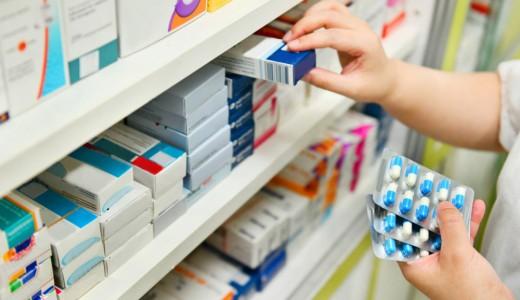 Аптека в спальном районе